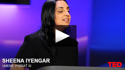 The art of choosing sheena iyengar